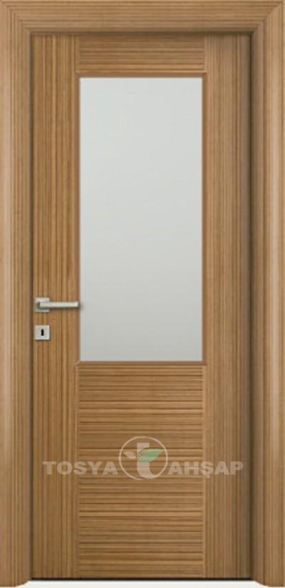 Ahşap Kaplamalı Kapılar